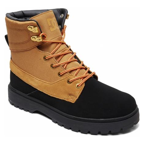 shoes DC Uncas TR - KWH/Black/Wheat - men´s