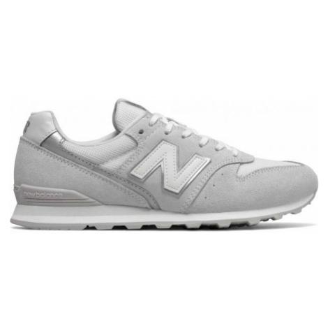 New Balance WL996CLA grey - Women's walking shoes