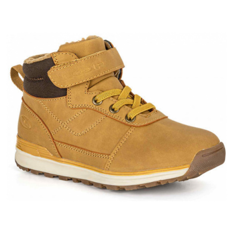 Loap PERT brown - Kids' winter shoes