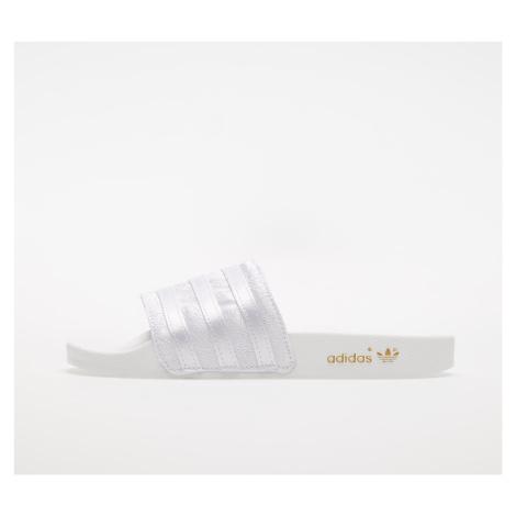 adidas Adilette W Ftw White/ Ftw White/ Gold Metalic
