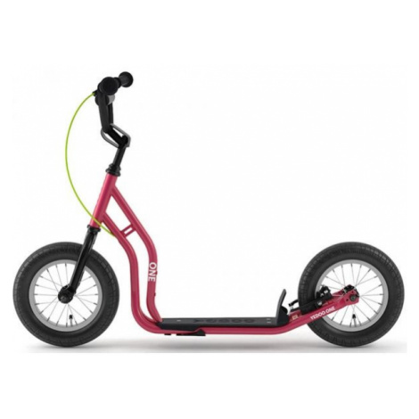 Yedoo ONE NUMBERS 12/12 pink - Kick scooter
