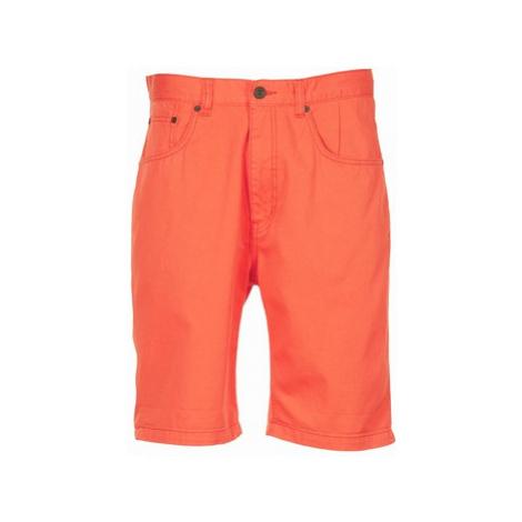 Wesc CONWAY men's Shorts in Orange