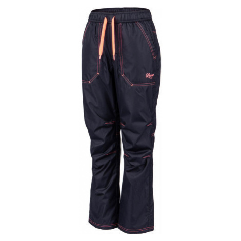 Lewro ZOWIE black - Kids' insulated pants