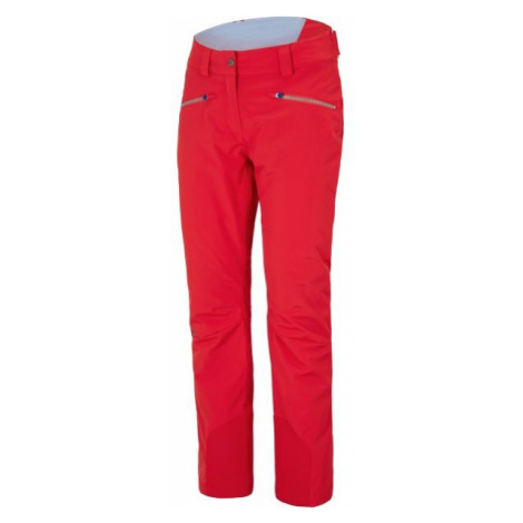 Ziener TAIRE W red - Women's ski trousers