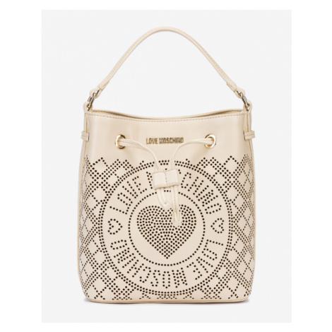 Love Moschino Handbag Beige