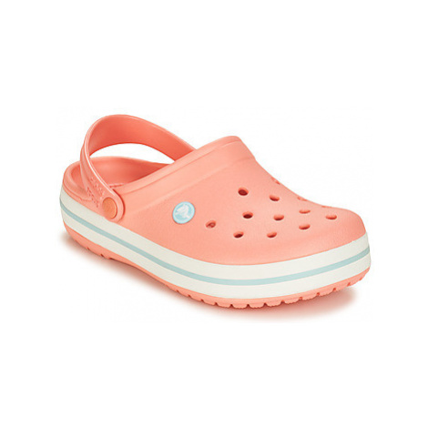 Crocs CROCBAND women's Clogs (Shoes) in Pink