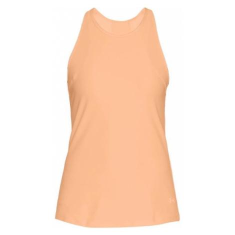 Under Armour VANISH TANK orange - Women's functional singlet