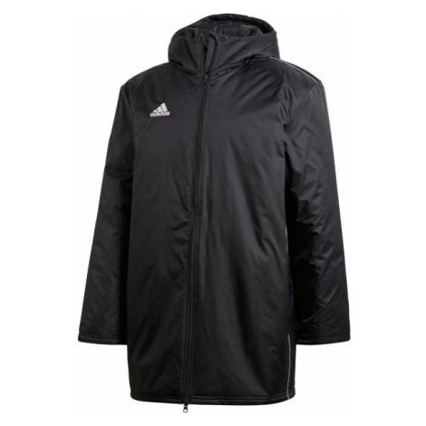 adidas CORE18 STD JKT black - Men's sports jacket