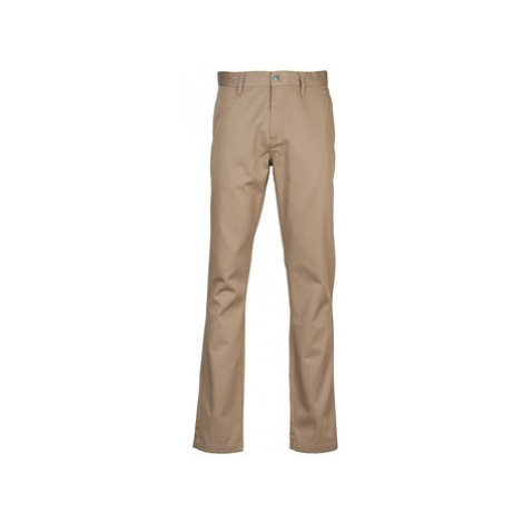 Volcom FROZEN men's Trousers in Beige