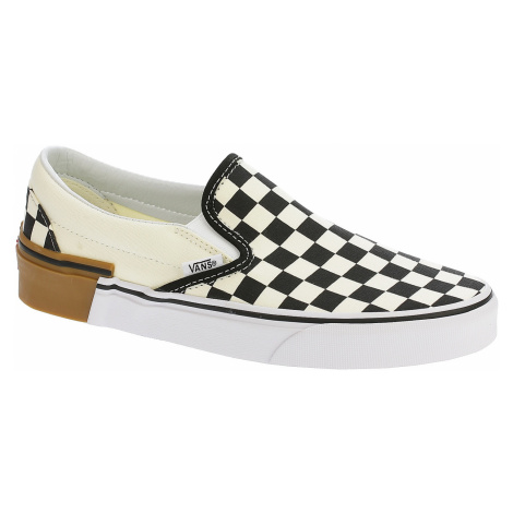 shoes Vans Classic Slip-On - Gum Block/Checkerboard