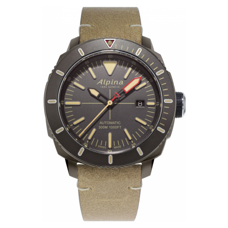 Alpina Watch Seastrong Diver Automatic