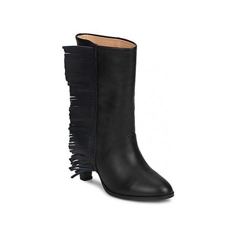 MySuelly GAD women's High Boots in Black