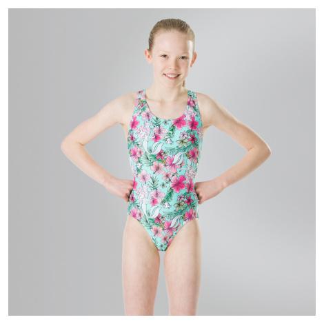 Kids Disney Little Mermaid Allover Splashback Speedo