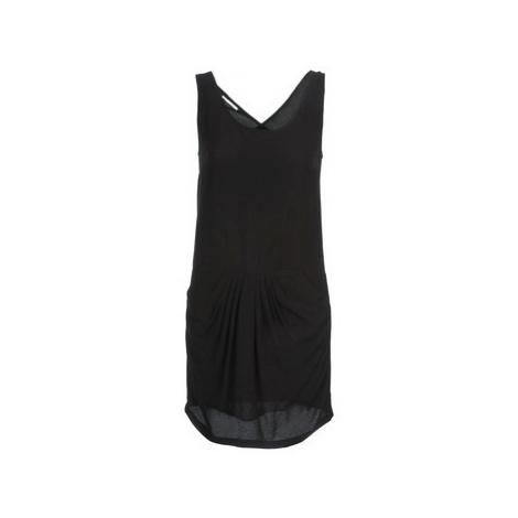 See U Soon CAROL women's Dress in Black
