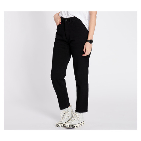 Lazy OAF Mom Jeans Black