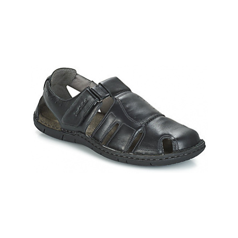 Josef Seibel PAUL 15 men's Sandals in Black