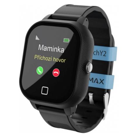 LAMAX WATCH Y2 BLACK black - Kids' smart watch