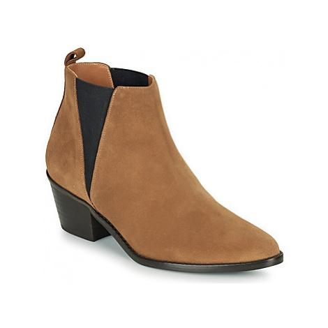 Castaner GABRIELA women's Mid Boots in Brown Castañer