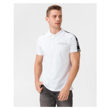 Diesel T-Gorou Polo t-shirt White