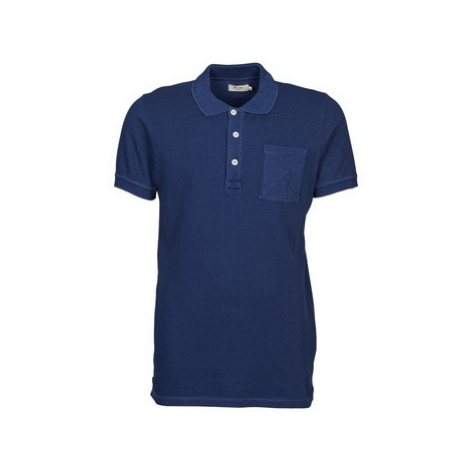 Kulte DALLE men's Polo shirt in Blue