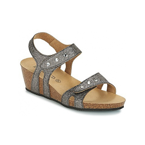 Rondinaud CHENAB-ARGENT women's Sandals in Silver