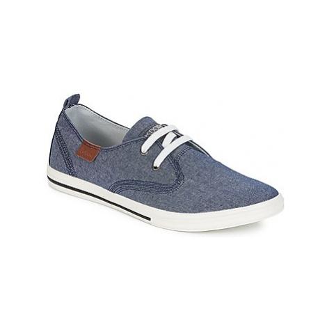 Kdopa WALLY men's Shoes (Trainers) in Blue