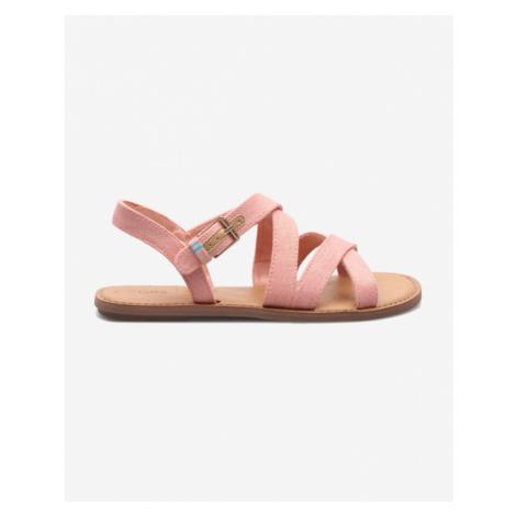 TOMS Sandals Pink