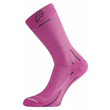 socks Lasting WHI - 408/Pink