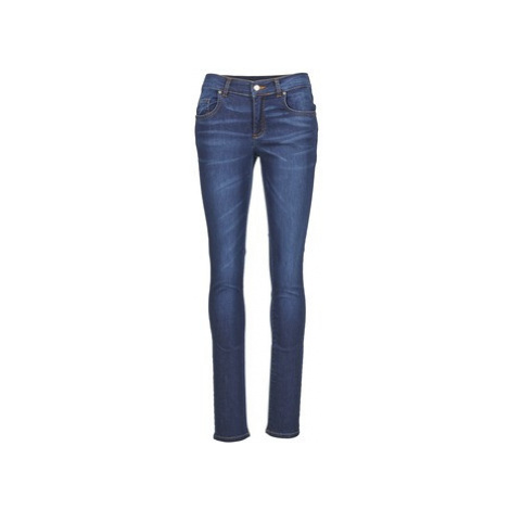 Versace Jeans Couture V STRASS women's Skinny Jeans in Blue