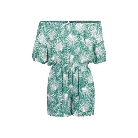 See U Soon GARAGABE women's Jumpsuit in Green