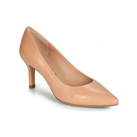 Unisa KARACE women's Court Shoes in Beige