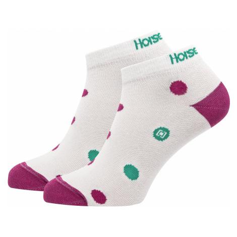 socks Horsefeathers Ariel - White - women´s