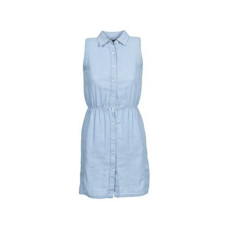 Gant O. INDIGO JACQUARD women's Dress in Blue