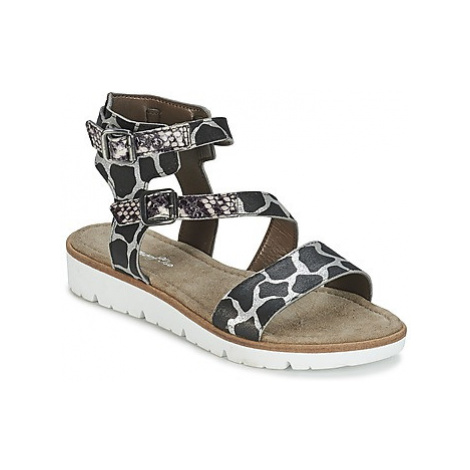 Metamorf'Ose TAIBIB women's Sandals in Grey