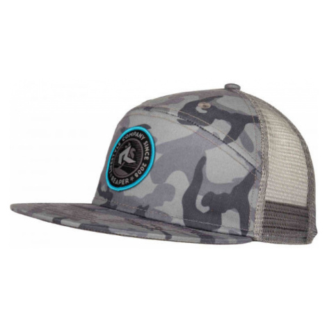 Reaper PATRY grey - Men's baseball cap
