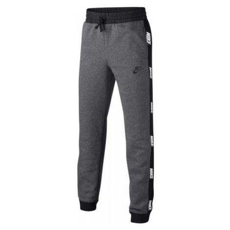 Nike NSW HYBRID PANT B grey - Boys' sweatpants