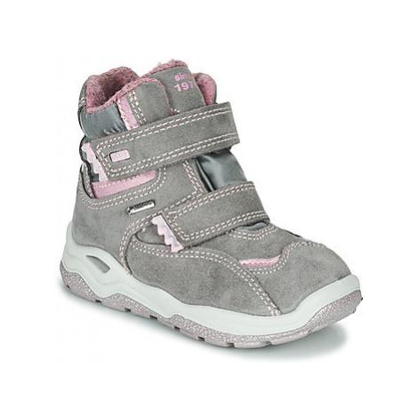 Primigi WICK GORE-TEX girls's Children's Mid Boots in Grey