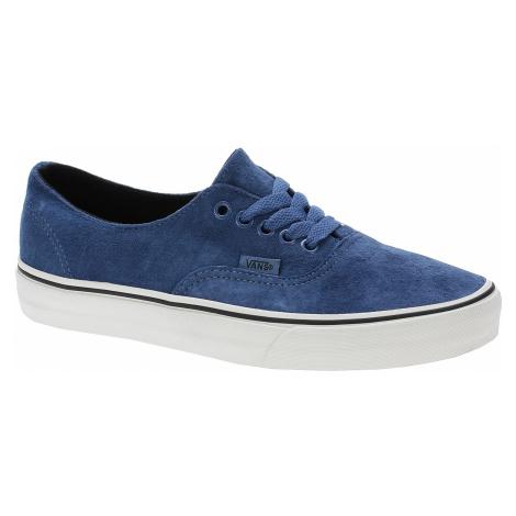 shoes Vans Authentic Decon - Pig Suede/Blue Ashes/Blanc De Blanc