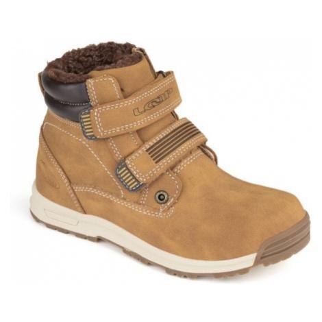 Loap SPYRO brown - Kids' shoes