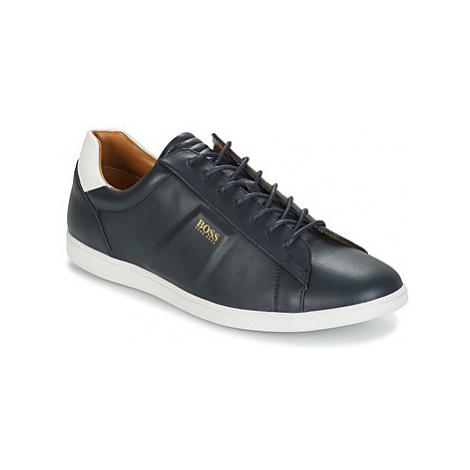 BOSS RUMBA TENN NA men's Shoes (Trainers) in Blue Hugo Boss