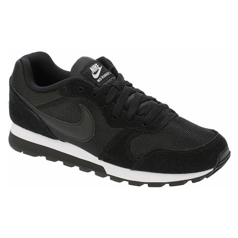 shoes Nike MD Runner 2 - Black/Black/White