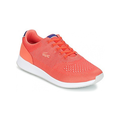 Lacoste CHAUMONT 118 3 women's Shoes (Trainers) in Pink