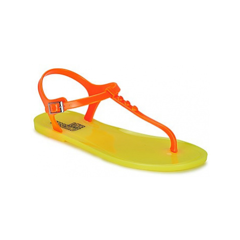 Love Moschino JA16381G0KJN140A women's Sandals in Yellow