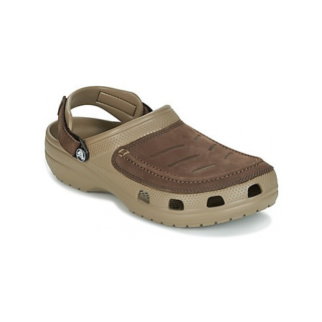 Crocs YUKON VISTA CLOG M men's Clogs (Shoes) in Kaki