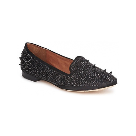 Sam Edelman ADENA women's Loafers / Casual Shoes in Black