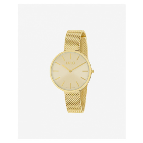 Liu Jo Glamour Globe Watches Gold