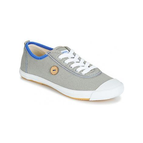 Faguo OAK women's Shoes (Trainers) in Grey