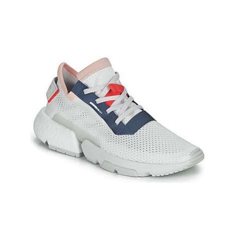 Adidas POD-S3.1 women's Shoes (Trainers) in White