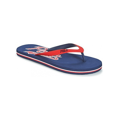 Polo Ralph Lauren WHITTLEBURY II men's Flip flops / Sandals (Shoes) in Blue