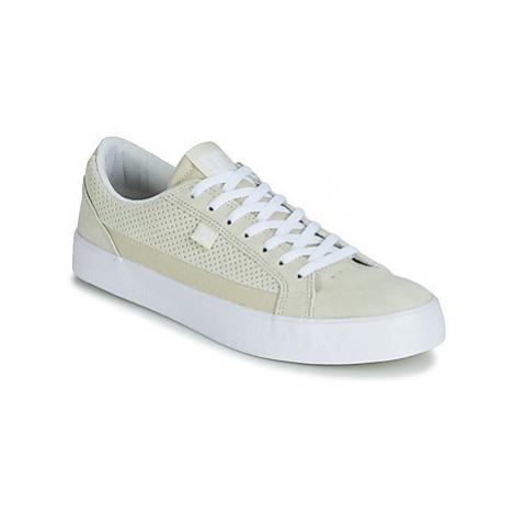 DC Shoes LYNNFIELD SE M SHOE SFW men's Shoes (Trainers) in White